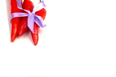 Gift with acuteness Royalty Free Stock Photography
