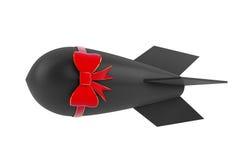 Gift aerobomb Royalty Free Stock Photos
