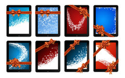Gift Apple iPad 2 Royalty Free Stock Images