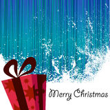Gift background Royalty Free Stock Images