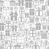 Gift a background Stock Image
