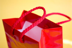 Gift Bag. Background possible to use for printing and project Royalty Free Stock Photos