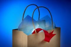 Gift bag Stock Photos