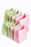 Gift bag Stock Image