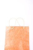 Gift bag isolated Royalty Free Stock Images