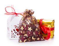 Gift bag Royalty Free Stock Photos