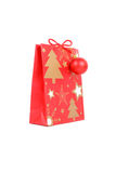 Gift bag Royalty Free Stock Photo