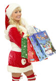 Gift bags Stock Images