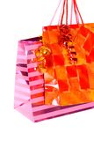 Gift bags Royalty Free Stock Image
