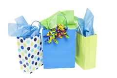 Free Gift Bags Royalty Free Stock Photography - 44921627