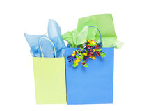 Gift Bags Stock Photo