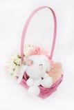 Gift Basket Royalty Free Stock Photo