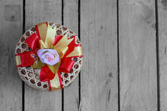 Gift Baskets Royalty Free Stock Photo