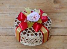 Gift Baskets Stock Image