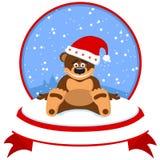 Gift bear Stock Photo