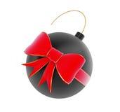 Gift bomb Stock Photo
