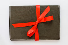 Gift a book Stock Photo