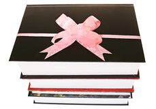 Gift books Royalty Free Stock Image