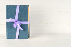 Gift and books Stock Photo