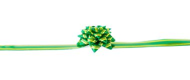 Gift bow Royalty Free Stock Image