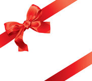 Gift Bow royalty free illustration