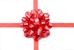 Gift bow Stock Image