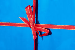Gift bow Stock Images