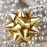 Gift bow Royalty Free Stock Photos