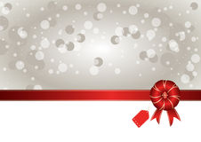 Gift Bow Background Royalty Free Stock Image