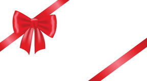 Gift bow Royalty Free Stock Images