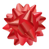 Gift Bow (illustration) Stock Photography