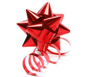 Gift bow isolated Stock Photos