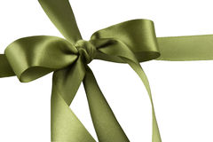 Gift Bow and Ribbon Royalty Free Stock Images
