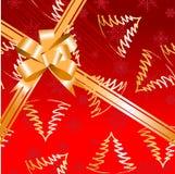 Gift bow ribbon Royalty Free Stock Photos