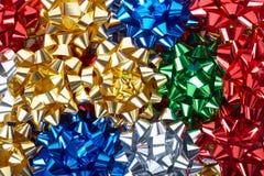 Gift bows Stock Photos