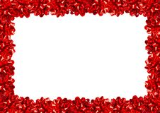 Gift Bows Border Stock Photo