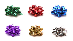 Gift Bows Royalty Free Stock Images