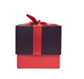 Gift box 01 Stock Images