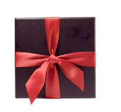 Gift box 02 Stock Image