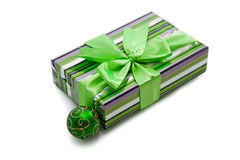 Gift box-1 Stock Photos