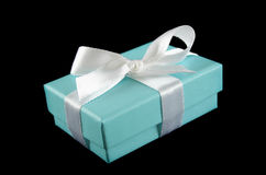 Gift Box 1 Royalty Free Stock Photography