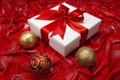 Gift box-10 Royalty Free Stock Images