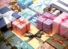 Free Gift Box Stock Images - 111434