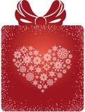 Gift box. Vector illustration of christmas gift box Stock Image