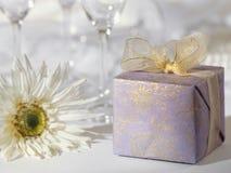 Gift box Royalty Free Stock Image