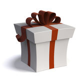 Gift Box. For any holiday of the year Stock Images