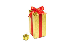 Gift box-17 Royalty Free Stock Photo