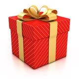 Gift box Stock Photos