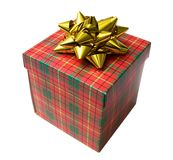 Gift box. Royalty Free Stock Images