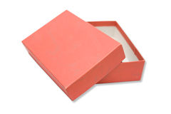 A gift box Stock Photos